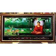 Đồng hồ lịch vạn niên Đức Phật ngồi thiền-MS647 thumbnail