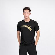 Áo phông thể thao nam Anta màu đen 85839146-2 thumbnail