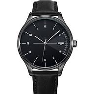 Đồng hồ nam SIêu Mỏng YAZOLE YA502 DOanh Nhân 2020 Sang trọng Dây Da PU cao Cấp thumbnail
