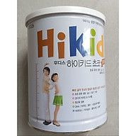 Sữa Hikid vị Socola Hàn Quốc thơm ngon bổ dưỡng 650g - thumbnail
