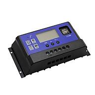 Bộ Điều Khiển Sạc Pin Mặt Trời 12 24V 50A Có USB 180x90x4.5mm thumbnail