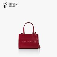 Túi đeo chéo nữ Mona Bag 17 FBMB17XB0RD - màu đỏ thumbnail