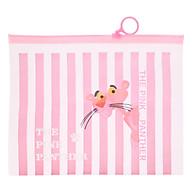 Túi Đựng Bút Viết Zip The Pink Panther - Sọc Dọc thumbnail