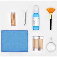 Bộ vệ sinh đa năng 7 món cho tất cả các thiết bị số hiệu Coteetci Digital Cleaner Kit (Kích thước cực gọn, đa năng, dễ dàng mang theo) - Hàng nhập khẩu thumbnail