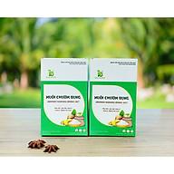 Combo 2 Muối chườm bụng Bảo Nhiên 850g giúp Săn bụng Giảm eo Mờ rạn + Tặng kèm túi đựng muối trong mỗi hộp thumbnail
