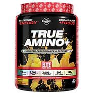 Sản phẩm tăng sức mạnh- sức bền Elite Labs True Amino vị Pineapple Mango 450g thumbnail