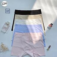 Quần đùi mặc váy, áo dài 5 màu lựa chọn, quần lót su mềm mịn không đường may siêu mát chống lộ chống cuộn thumbnail
