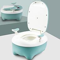 Bô vệ sinh siêu thông minh cho bé-Hàng Chính Hãng thumbnail