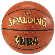 Bóng rổ JR NBA (74-946Z)- indoor Outdoor- size 7 (Tặng kim bơm bóng và túi lưới đựng bóng) thumbnail