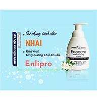 Nước rửa tay hữu cơ dạng bọt Ecocare tinh dầu hoa nhài - 250ml thumbnail