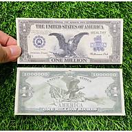 Tiền 1 Triệu USD kỷ niệm hình con đại bàng, biểu tượng nước Mỹ thumbnail