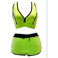 Bikini Hai Mảnh Quần Short Lan Hạnh 21060-XL105 thumbnail