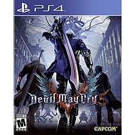 Đĩa game PS4 Devil May Cry 5 - Hàng Nhập Khẩu thumbnail