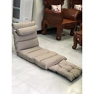 Ghế bệt, ghế lười, ghế thư giãn kiểu mới sang trọng (ngã lưng 5 cấp độ) VIMOS thumbnail