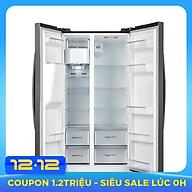 Tủ lạnh Side By Side Toshiba Inverter 493 lít GR-RS637WE - Hàng Chính Hãng - Chỉ giao khu vực HCM thumbnail