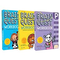 Combo 3 cuốn Braint Quest Worrkbook dành cho bé từ 4 - 7 tuổi thumbnail