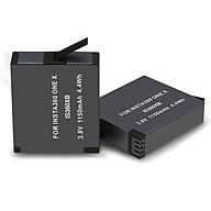 Pin Lithium Cho Camera Hành Trình INSTA 360 One X (3,8V-1200mah) thumbnail