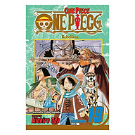 One Piece 19 - Tiếng Anh thumbnail