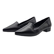 Giày Cao Gót 3Cm Da Bò Thật Cao Cấp Gót Cao 3cm 3P5016 thumbnail