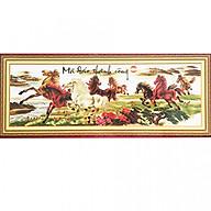 Tranh thêu Mã Đáo Thành Công (150 x 54 cm) thumbnail