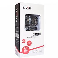 Camera hành trình sjcam sj4000 wifi- hàng chính hãng thumbnail