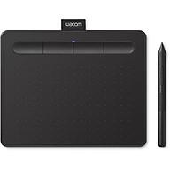 Bảng Vẽ Thiết Kế Đồ Họa Chuyên Nghiệp Hỗ Trợ Đa Nền Tảng PC,Laptop,Smartphone chạy cả trên Windows Mac lẫn Android IOS Wacom Intuos S CTL-4100 PD - Hàng Chính Hãng thumbnail