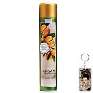 [Tặng móc khoá] Gôm xịt tóc mềm Confume Argan Treatment Spray dưỡng màu tóc nhuộm Hàn Quốc 300g thumbnail