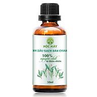 Tinh dầu Bạch Đàn Chanh 50ml Mộc Mây - tinh dầu thiên nhiên nguyên chất 100% - chất lượng và mùi hương vượt trội - Có kiểm định thumbnail