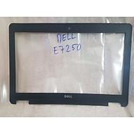 Mặt B vỏ laptop dùng cho laptop Dell Latitude E7250 (12.5inch)- Viền màn hình dùng cho Dell Latitude E7250 (12.5inch) màu đen thumbnail