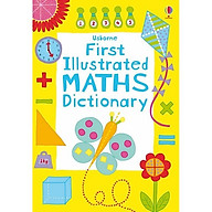 Usborne First Illustrated Maths Dictionary thumbnail