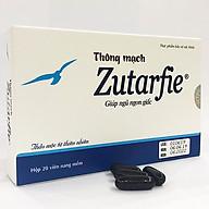 Thực phẩm bảo vệ sức khỏe Thông mạch Zutarfie thumbnail