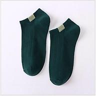 Combo 5 đôi tất nữ cổ ngắn phong cách thời trang dịu dàng TN03 thumbnail