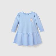 Đầm dài tay BAA BABY thêu họa tiết xinh xắn cho bé gái - GT-AD12D thumbnail