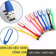 Đèn led mini cắm cổng usb siêu sáng uốn cong tùy chỉnh (màu ngẫu nhiên) thumbnail