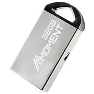 USB 2.0 Moment MU23 32Gb - Hàng Chính Hãng thumbnail