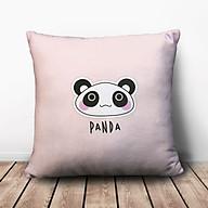 Gối Ôm Vuông Panda GVHK047 (36 x 36 cm) thumbnail