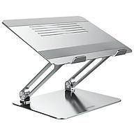 Giá đỡ tản nhiệt Macbook Laptop hiệu Nillkin ProDesk Adjustable Laptop Stand (Laptop 9 inch đến 17 inch giúp tản nhiệt, thiết kế nhôm nguyên khối chống mỏi cổ khi làm việc) Max12 - hàng chính hãng thumbnail