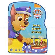 Nickelodeon Paw Patrol Saving Chase s Birthday - Chú chó cứu hộ thumbnail