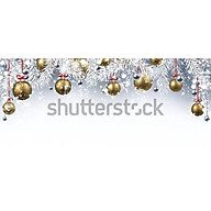 Decal giàn lá trang trí noel PK581(40x200cm) thumbnail