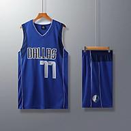 Bộ Quần Áo Bóng Rổ Dallas Mavericks - Luka Doncic - Mẫu 2020 thumbnail
