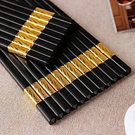 Bộ 10 đôi đũa mạ vàng Hàn Quốc Cao Cấp thumbnail