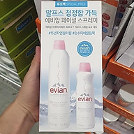 EVIAN Facial Spray 300ml,150ml thumbnail