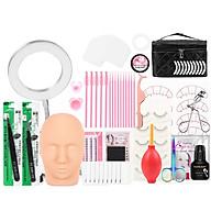 25Pcs Grafting Eyelashes Tools Kit Makeup False Eyelashes Extension Practice thumbnail