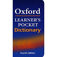 Oxford Learner s Pocket Dictionary A Pocket-sized Reference to English Vocabulary (Fourth Edition) thumbnail