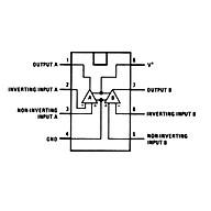 IC LM393 DIP8 -Hàng nhập khẩu thumbnail