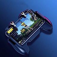 Tay Cầm Chơi Game H5 Tích Hợp Nút Nhấn Hỗ Trợ Chơi PUBG, ROS, Freefire Có Quạt Tản Nhiệt - Không Pin thumbnail