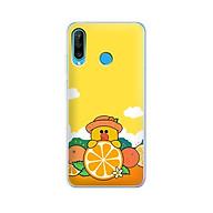 Ốp lưng dẻo cho điện thoại Huawei P30 Lite - 01203 7881 SALLY03 - in hình Vịt Sally ngộ nghĩnh - Hàng Chính Hãng thumbnail