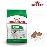 Royal Canin Mini Adult (giống chó nhỏ trên 10 tháng tuổi) thumbnail