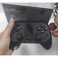 Tay Cầm Chơi Game liên quân, bupg,.. Thông Minh Mới không dây kết nối bluetooth, có giÁ kẹp điện thoại. thumbnail