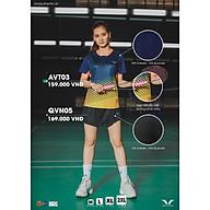 Set bộ thể thao nữ cầu lông badminton NEW03, CAO CẤP, chất lượng, chuẩn form thumbnail